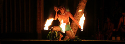 Travel Blog #154 - Germaines Famous Luau